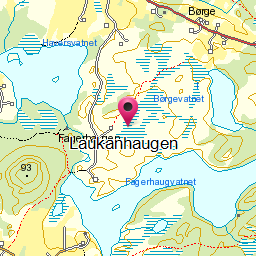 Image from object titled Laukanhaugen