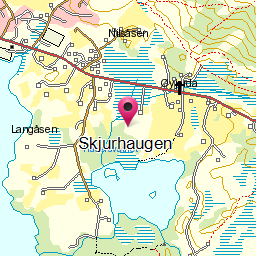 Image from object titled Skjurhaugen