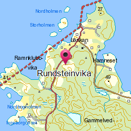 Image from object titled Rundsteinvika