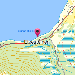 Image from object titled Elvesteinen