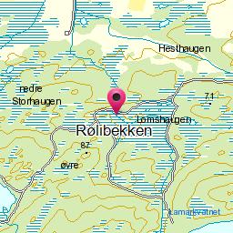Image from object titled Rølibekken