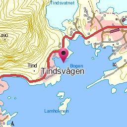 Image from object titled Tindsvågen