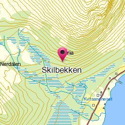 Image from object titled Skilbekken