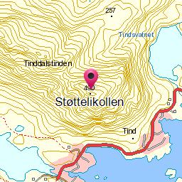 Image from object titled Støttelikollen