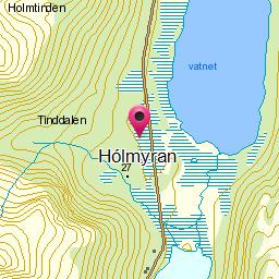 Image from object titled Hólmyran