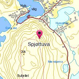 Image from object titled Spjøttuva