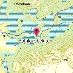 Image from object titled Botnlausbekken