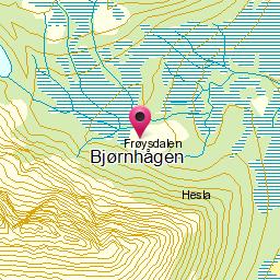 Image from object titled Bjørnhågen