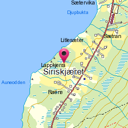 Image from object titled Siriskjæret
