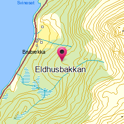 Image from object titled Eldhusbakkan