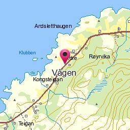 Image from object titled Vågen
