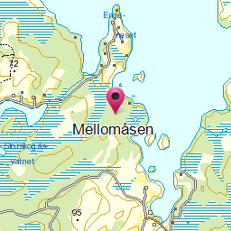Image from object titled Mellomåsen