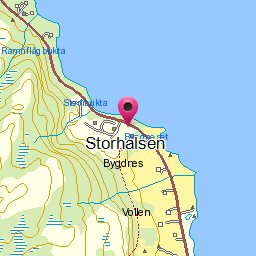 Image from object titled Storhalsen