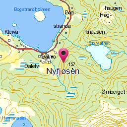 Image from object titled Nyfjøsen