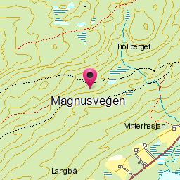 Image from object titled Magnusvegen
