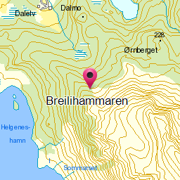 Image from object titled Breilihammaren
