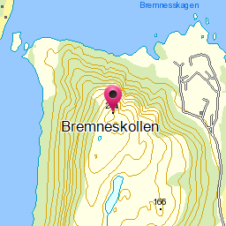 Image from object titled Bremneskollen