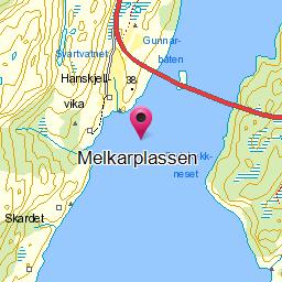 Image from object titled Melkarplassen