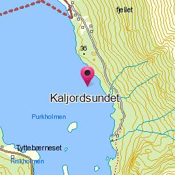 Image from object titled Kaljordsundet