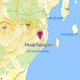 Image from object titled Hoarhaugen