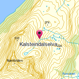 Image from object titled Kalsteindalselva