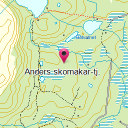 Image from object titled Anders skomakar-tj.