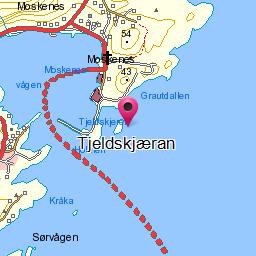 Image from object titled Tjeldskjæran