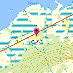 Image from object titled Tyssvoll