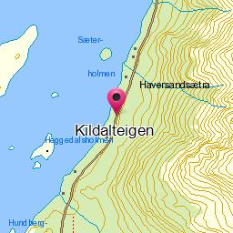 Image from object titled Kildalteigen
