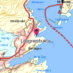 Image from object titled Langnesbukta