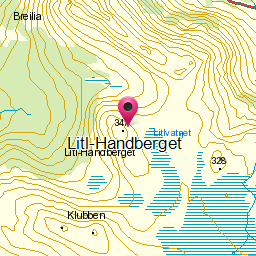 Image from object titled Litl-Handberget
