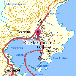 Image from object titled Klokkarjorda