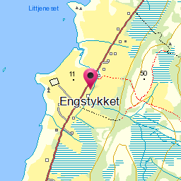 Image from object titled Engstykket