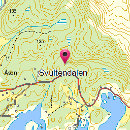 Image from object titled Svultendalen