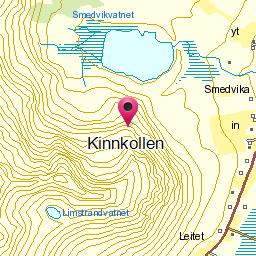 Image from object titled Kinnkollen