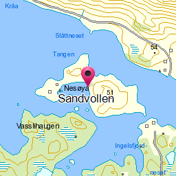 Image from object titled Sandvollen