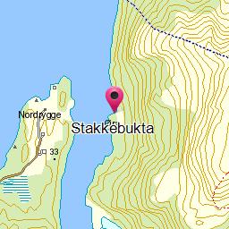 Image from object titled Stakkebukta