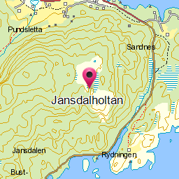 Image from object titled Jansdalholtan