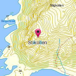 Image from object titled Stikollen
