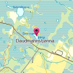 Image from object titled Daudmannstjønna