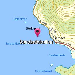 Image from object titled Sandsetskallen