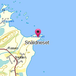 Image from object titled Snåldneset