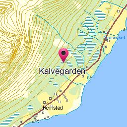 Image from object titled Kalvegarden