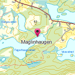 Image from object titled Maglinhaugen