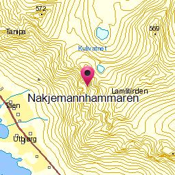 Image from object titled Nakjemannhammaren