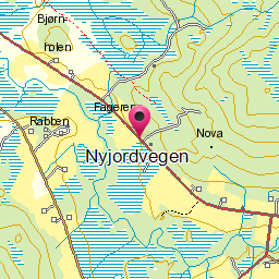 Image from object titled Nyjordvegen