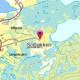 Image from object titled Solbakken
