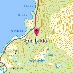 Image from object titled Friarbukta