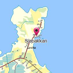 Image from object titled Sjøbakkan