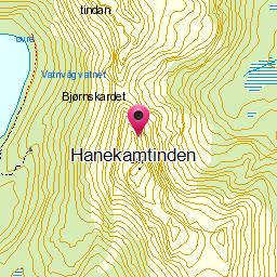Image from object titled Hanekamtinden